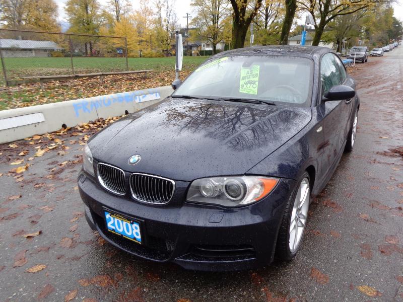 2008 BMW 135i, 3.5