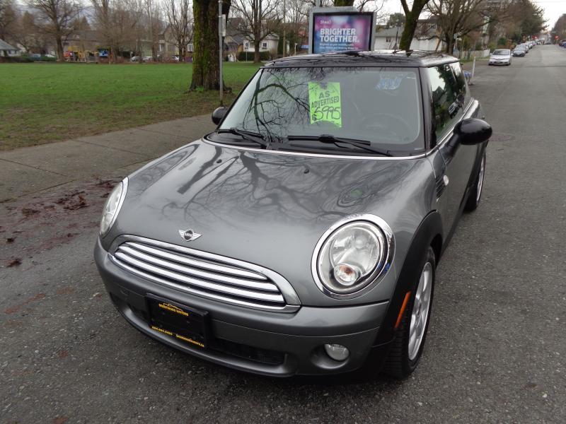 2010 Mini Cooper, 1.6