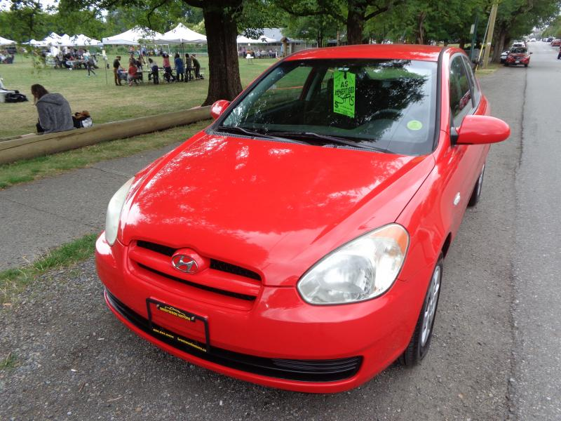 2008 Hyundai Accent, 1.6
