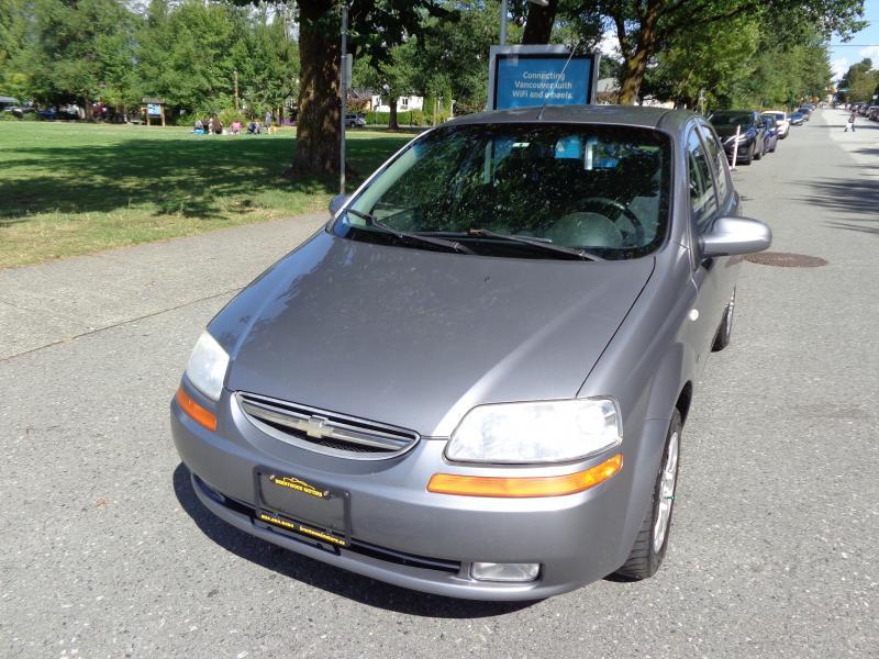 2008 Chevrolet Aveo, 1.6