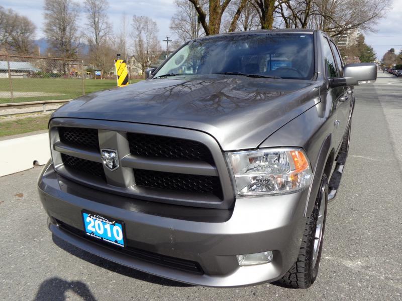 2010 Dodge Ram 1500, 5.7