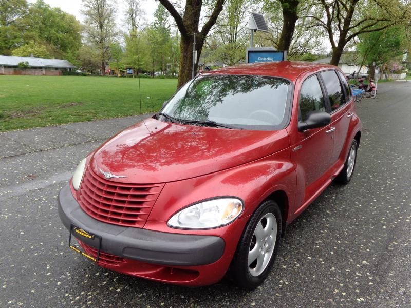 2002 Chrysler PT Cruiser, 2.4