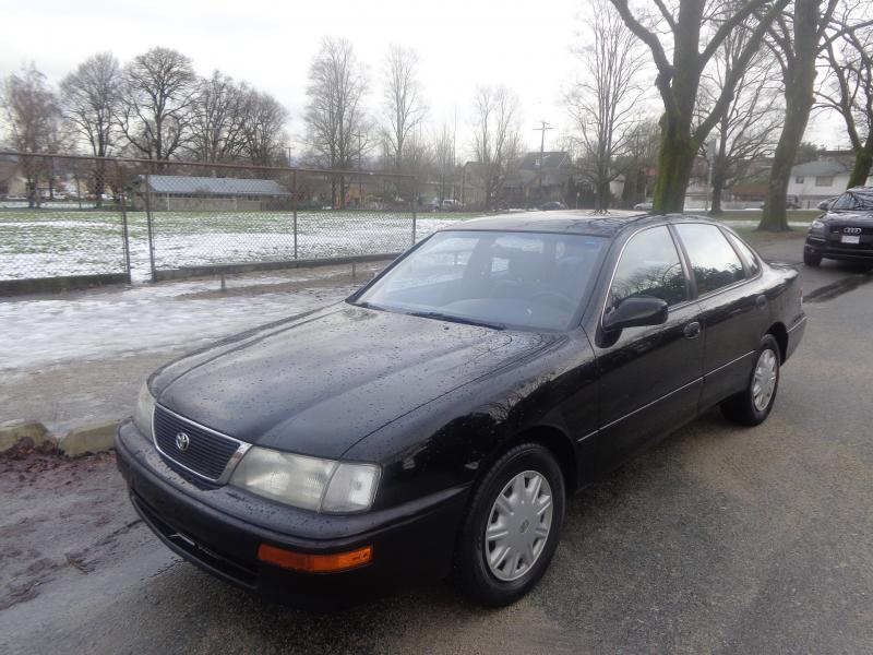 1996 Toyota Avalon, 3.0