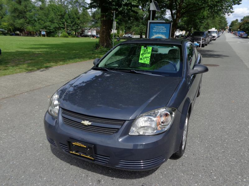 2008 Chevrolet Cobalt, 2.2