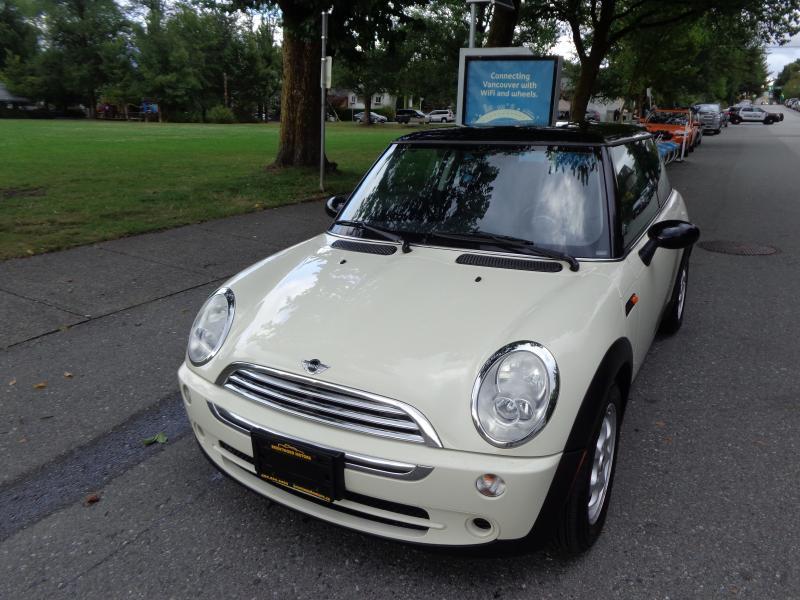 2005 Mini Cooper, 1.6