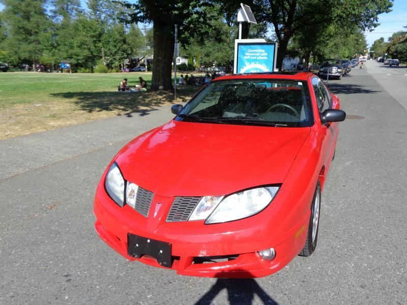 2005 Pontiac Sunfire, 2.2