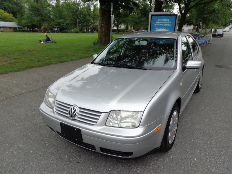 1999 Volkswagen Jetta, 2.0