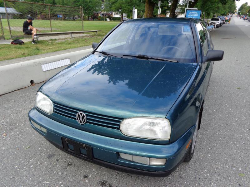 1997 Volkswagen Golf, 2.0