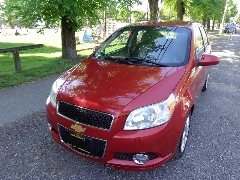 2009 Chevrolet Aveo LT, 1.6