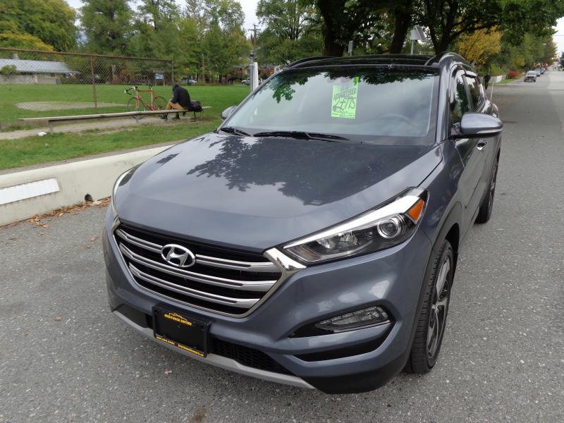 2017 Hyundai Tucson, 1.6T
