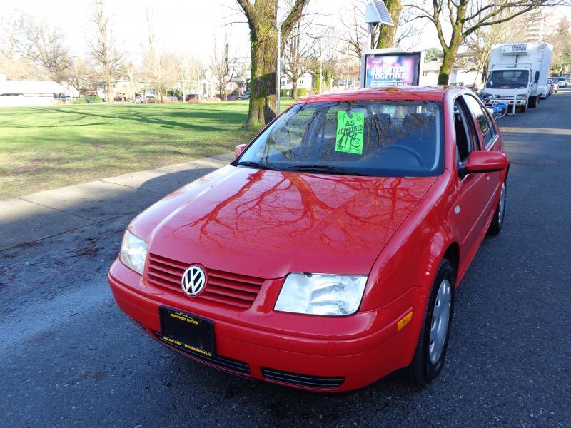 2000 Volkswagen Jetta, 2.0