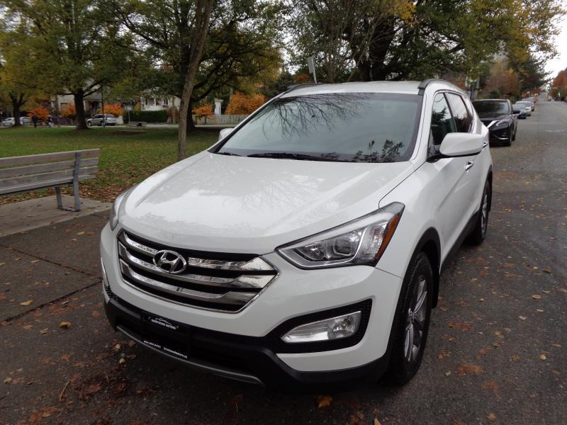 2013 Hyundai Santa Fe, 2.4