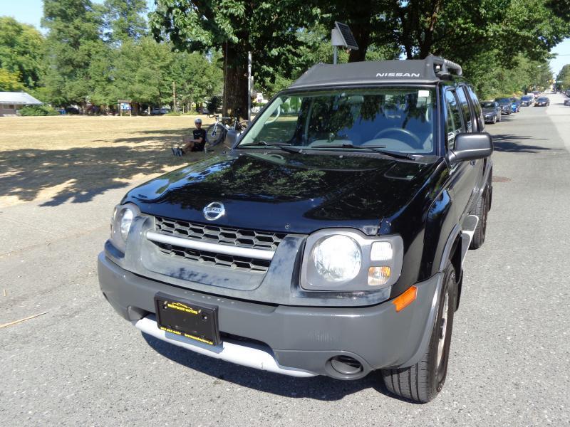 2004 Nissan Xterra, 3.3