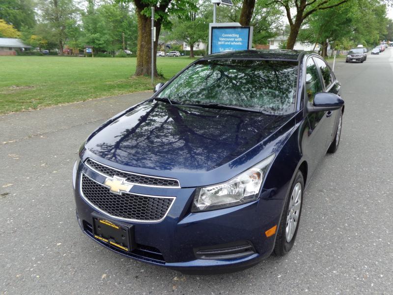 2011 Chevrolet Cruze, 1.4T