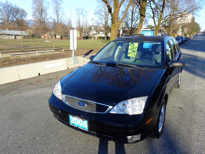 2005 Ford Focus ZXW, 2.0