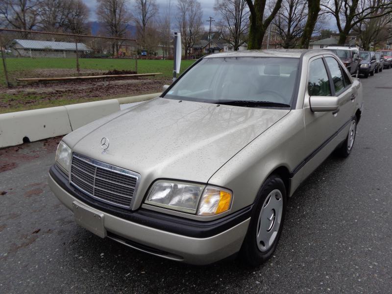 1997 Mercedes C230, 2.3