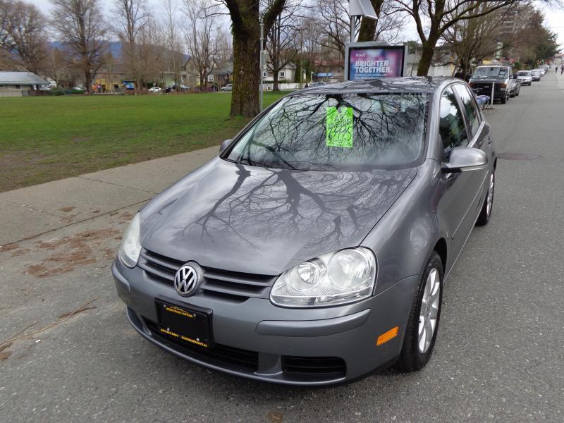 2007 Volkswagen Rabbit, 2.5