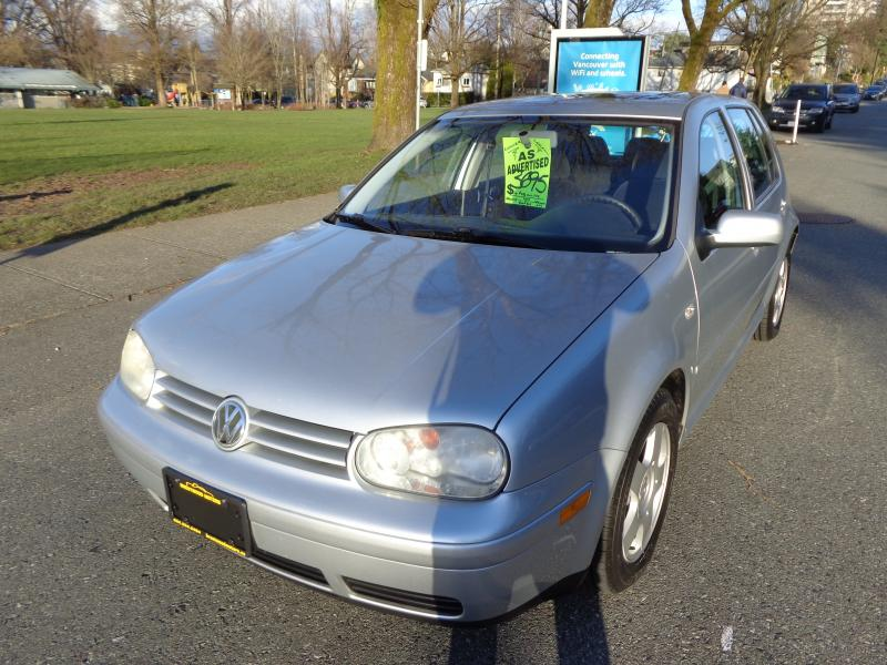 2002 Volkswagen Golf, 2.0