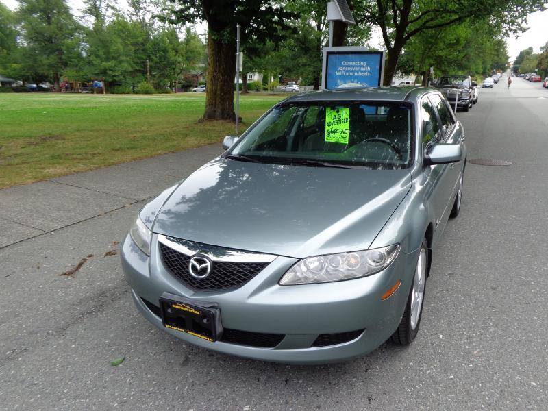 2005 Mazda 6, 3.0