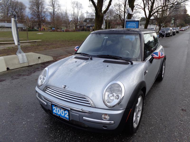 2002 Mini Cooper, 1.6