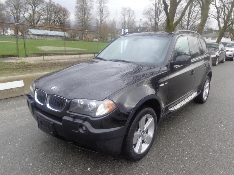 2005 BMW X3, 2.5