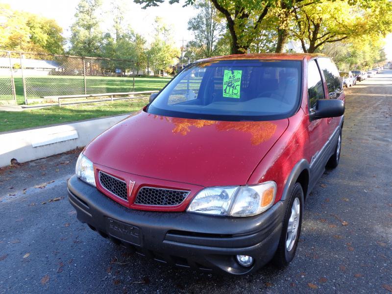 2001 Pontiac Montana, 3.4