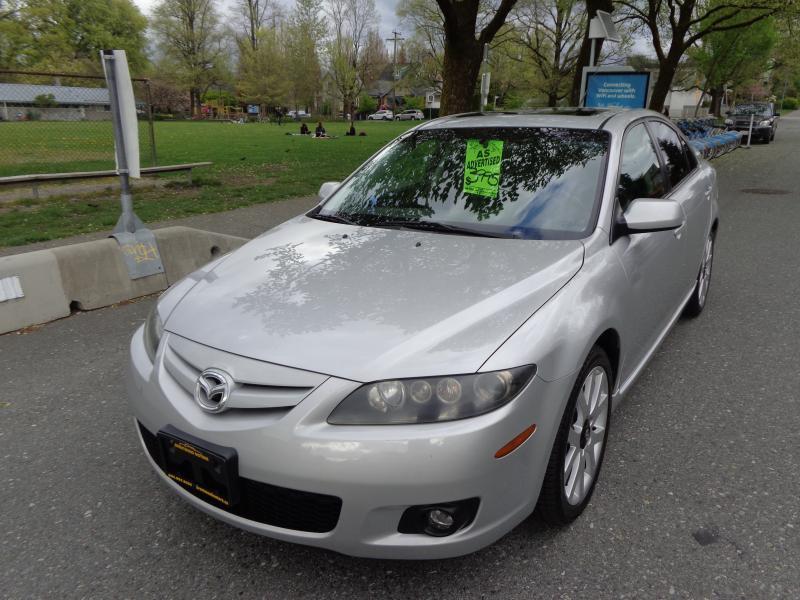 2006 Mazda 6 GT, 3.0