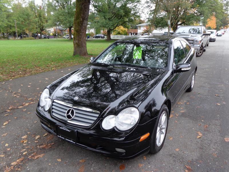2002 Mercedes C230, 2.3