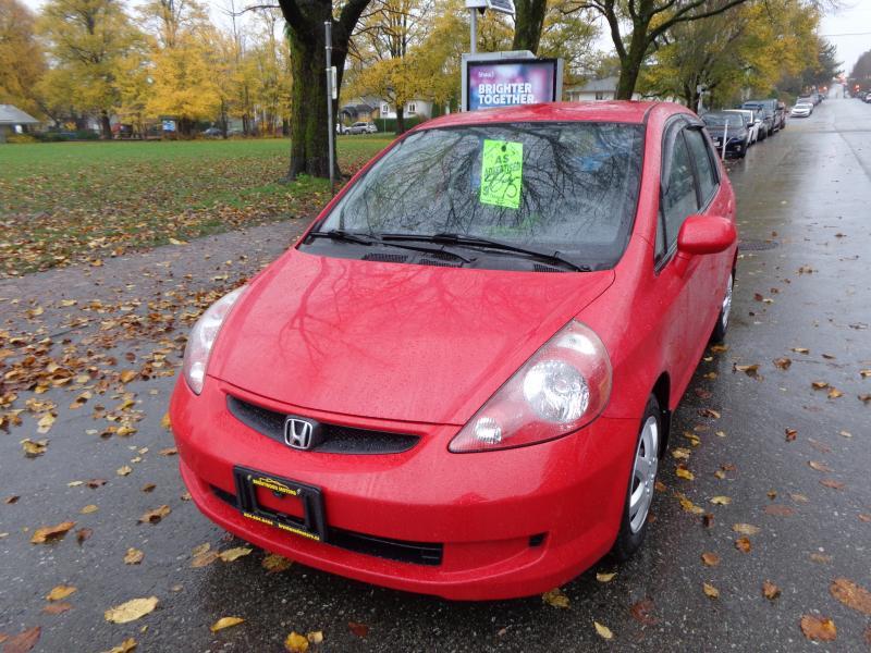 2007 Honda Fit, 1.5
