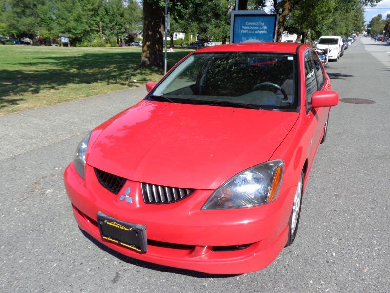 2005 Mitsubishi Lancer, 2.4